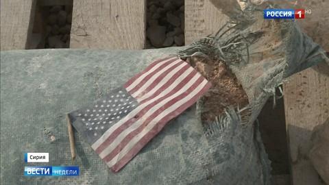 Американцы оставили еще одну сирийскую базу игрушечным солдатикам