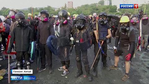 Уничтожение всего китайского: гонконгцам показали кино о Майдане