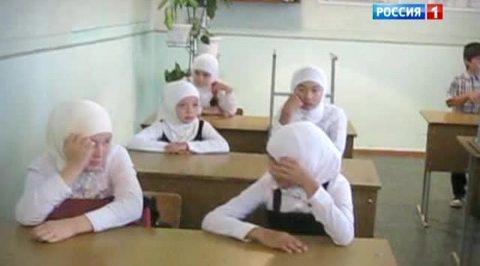 Учительница стала центром спора