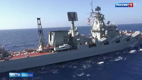 Россия, Китай и ЮАР провели совместные военно-морские учения