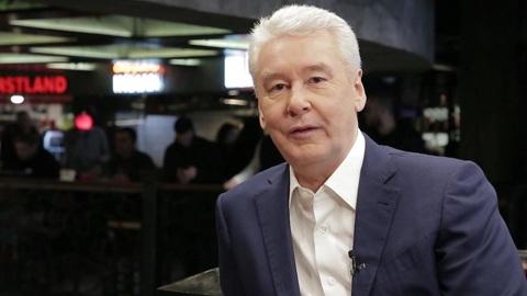 Действующие лица. Сергей Собянин