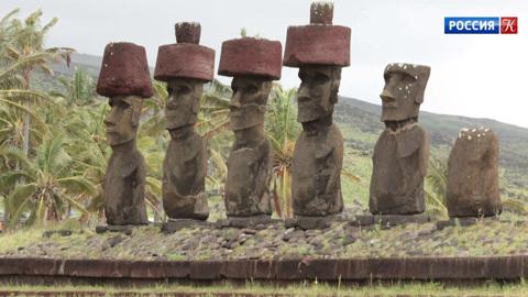 Рэгтайм, или Разорванное время. Остров Пасхи и Галапагосы