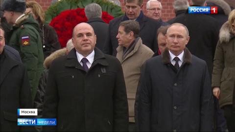 Путин: безопасность России надежно обеспечена в долгосрочной перспективе