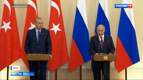 Обострение в Идлибе: Путин напомнил Эрдогану, что тот не у себя дома