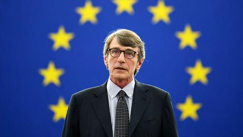 Глава Европарламента госпитализирован с пневмонией