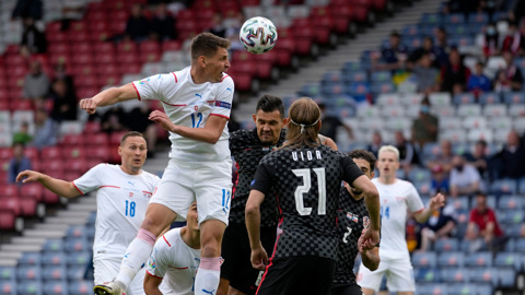 """Евро-2020. Хорватия – Чехия – 1:1. Матч группы """"D"""""""