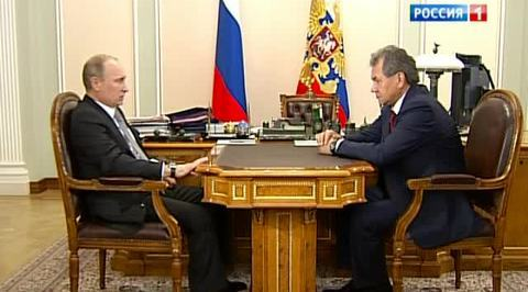 Президент отправил в отставку Анатолия Сердюкова