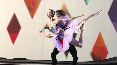 Большой балет – 2012. Sms-голосование. Четвертый конкурсный день