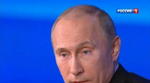 Путин ответил на самые острые вопросы