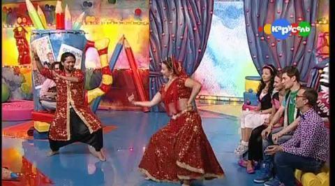 Фа-Соль. Мастерская. Индийский танец