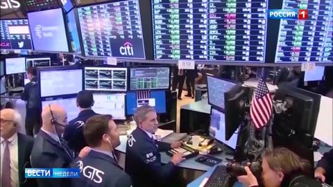 Падение бирж: такого не было со времен Великой депрессии