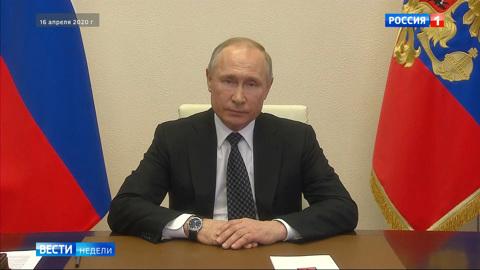 Президент не стал рисковать здоровьем и жизнями россиян