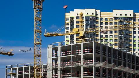 Росстат: квартиры в новостройках подорожали за год на 21%