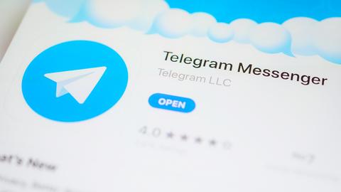 Пользователям Telegram угрожают файлы с названиями на китайском