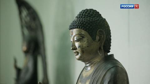 Открытый музей. Японские шедевры в коллекции Государственного музея Востока