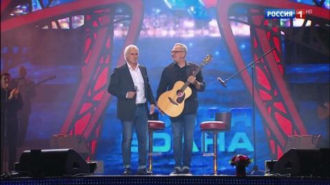 "Новая волна-2019. Валерий и Константин Меладзе, ""Мой брат"""