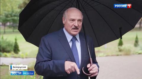 Лукашенко ответил Помпео