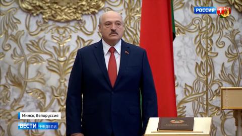 Лукашенко провел камерную