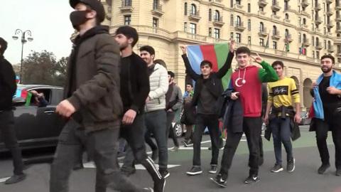 Азербайджан празднует победу и строит планы
