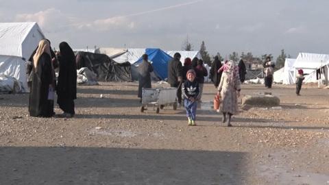 За пределами Сирии находятся около 6,5 миллиона беженцев