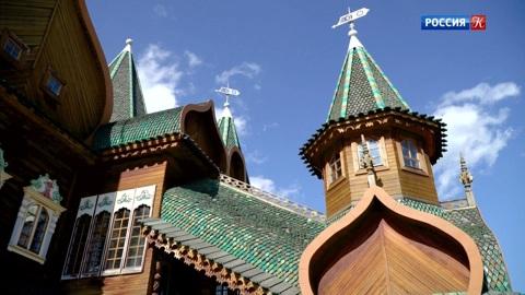 Пряничный домик. Русский деревянный терем