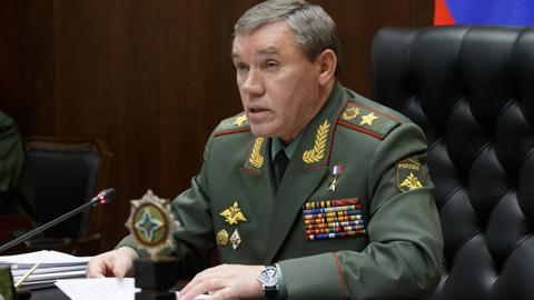 """Российский Генштаб """"почувствовал конструктивный настрой"""" США"""