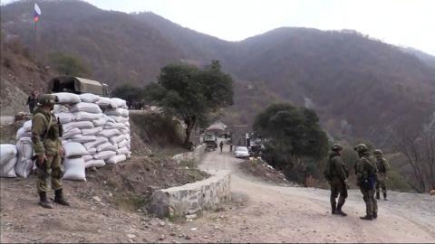 Нагорный Карабах: доклады российских миротворцев дают надежду