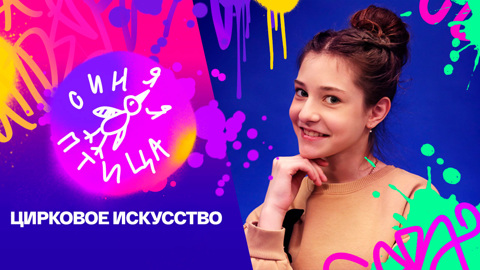 "Синяя птица. Александрина Дашкова. М. Малахин, JONY, ""Комета"""