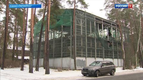 """В Сестрорецке по программе """"Рубль за метр"""" будут отреставрированы две дачи"""