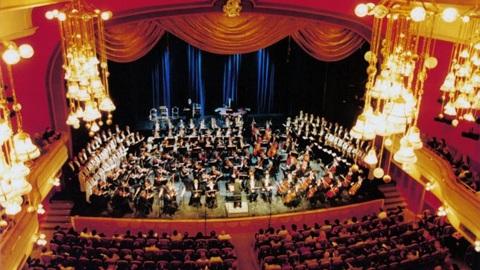 Крещенский фестиваль в Новой опере начнется 19 января