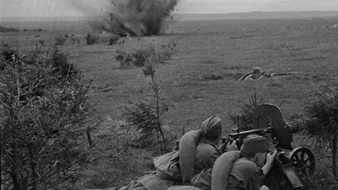 Смоленская область, 1 сентября 1941 года / RIA Novosti archive, image #76 / L. Bat / CC-BY-SA 3.0