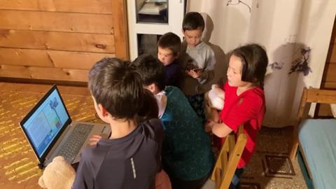 Авторская программа Аркадия Мамонтова. Рождественская история