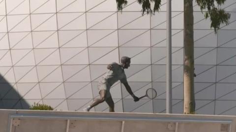 """Новости на """"России 24"""". Три участника теннисного Australian Open заразились коронавирусом"""