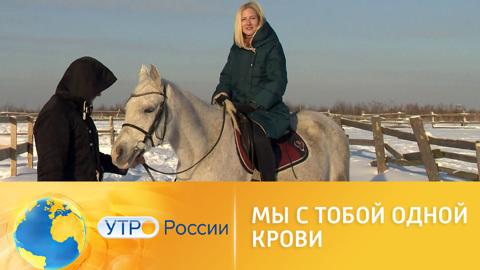 Утро России. Мы с тобой одной крови