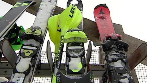 """""""Вести-Калуга"""". Сильнейшие горнолыжники страны соревнуются на калужском склоне"""