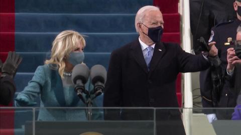 Вести в 20:00. Инаугурация президента США: солдат в Вашингтоне больше, чем было в Ираке и Афганистане