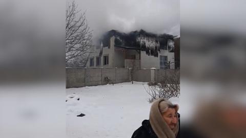 ЧП. В украинском доме престарелых сгорели 15 человек
