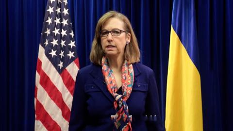 Вести в 20:00. Надежды Киева на Байдена: Зеленский встретил его инаугурацию в компании посла США