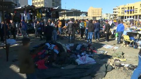 Вести. Дежурная часть. Теракт в центре Багдада: 32 погибших, 110 раненых