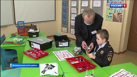 Учеба с комфортом: школа в Волоконовском районе работает по программе «Доброжелательная школа»