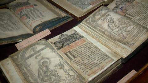 Вести. Российскую национальную библиотеку возглавил Владимир Гронский