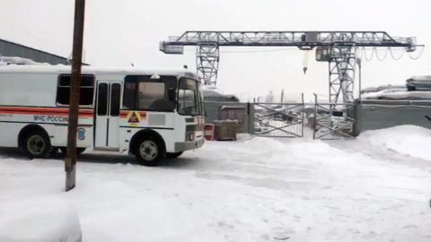 Видео из Сети. Появились первые кадры с кузбасской шахты, где погибли горняки