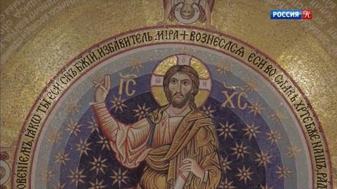 Новый фильм митрополита Илариона посвящен Храму Святого Саввы