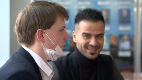 """Новости на """"России 24"""". Нижегородские студенты представили свои научные изобретения"""