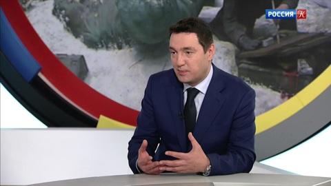 """Эльдар Янибеков рассказал о проекте """"Непокоренный Ленинград"""""""