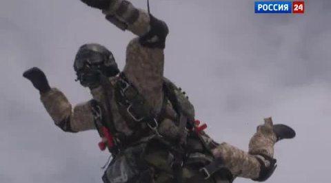 Новый российский спецназ для заграницы