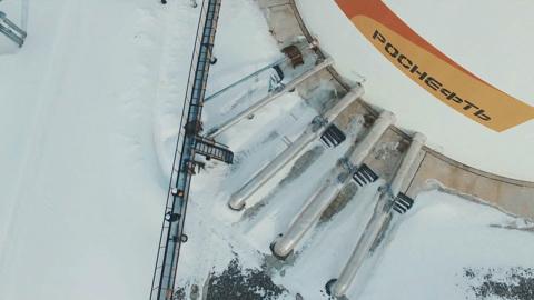 Роснефть отчиталась о финансовых результатах за первый квартал