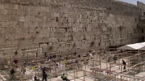 В Иерусалиме реставрируют Стену Плача