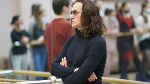 Руководителем балетной труппы НОВАТа станет Фарух Рузиматов