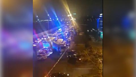 Полиция Петербурга по горячим следам раскрыла хулиганство со стрельбой в Адмиралтейском районе